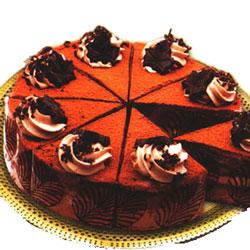 Изумительный шоколадный торт